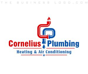 the heating and plumbing company heating air conditioning cooling plumbing hvac logos