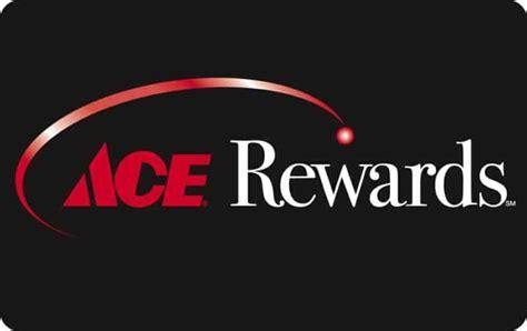 ace hardware rewards card creditshout