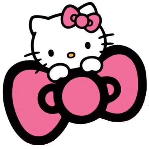 Hellokitty Pink hello bow and simple pink wear bows