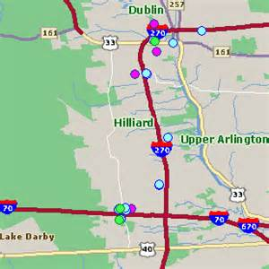Hilliard Ohio Map by Hilliard Oh Hotel Rates Comparison Amp Reservations Guide Map