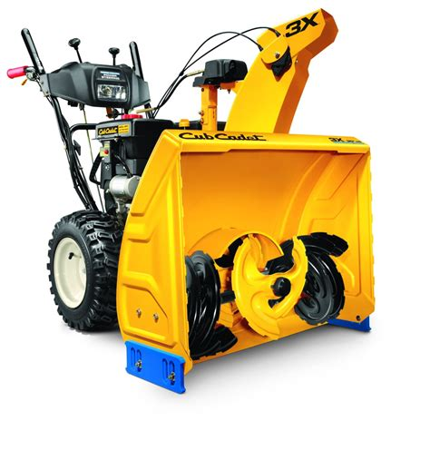 what s the difference between cub cadet snow blower at