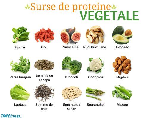alimenti proteine vegetali surse de proteine vegetale pentru forta si energie