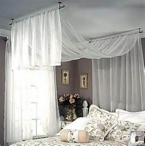 canopy over bed 25 best ideas about curtain over bed on pinterest