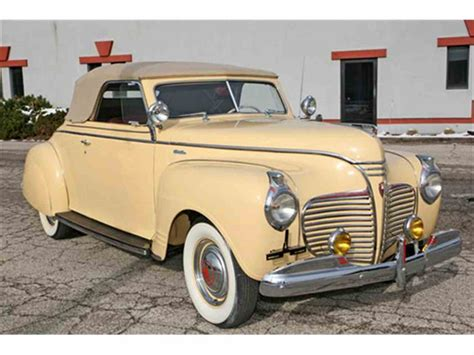 1941 plymouth special deluxe 1941 plymouth special deluxe for sale classiccars