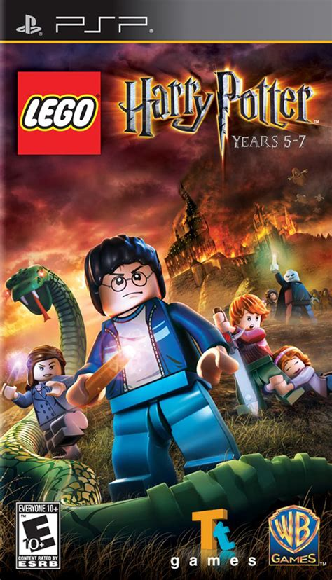 theme psp lego lego harry potter years 5 7 psp iso download