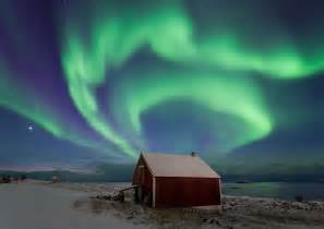 look at lights northern lights borealis