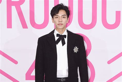 lee seung gi produce 48 lee seung gi explains why he took the role of mc for