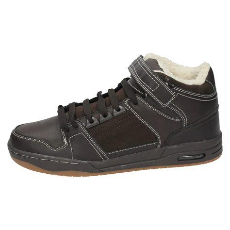 mens mx boots mens mx2 high top fur lined boots ebay