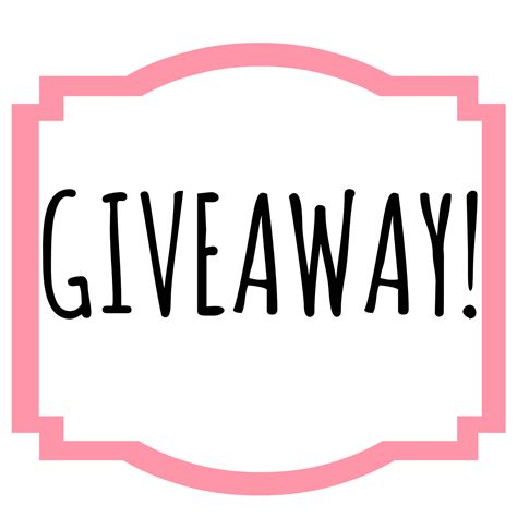 The Giveaway - the y a bookworm blogger giveaway time