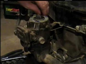 carburetor cleaning and fuel pump repair youtube