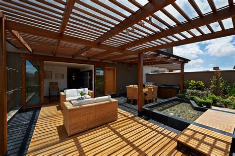 Patio Overhang Designs by 62 Beautiful Backyard Patio Ideas Designs