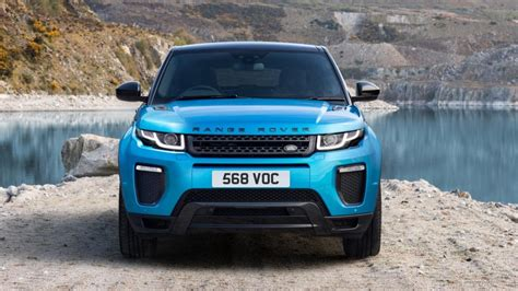 range rover evoque landmark edition celebrating six years of the evoque s success autobuzz my
