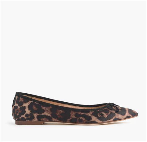 animal print flats shoes trendy leopard print shoes 11 leopard print flats and boots