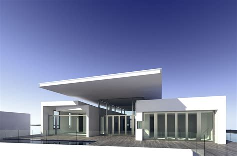 minimalist luxury white themed minimalist home design plans and