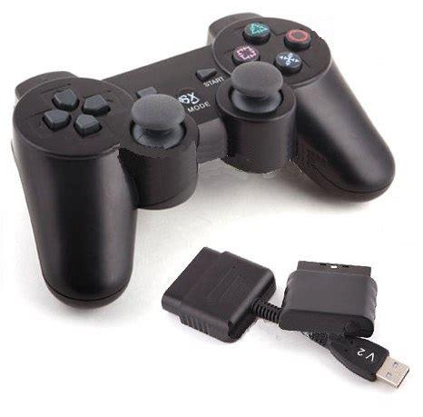 Wireless Usb Untuk Pc jual wireless dual shock usb joystik kompatibel utk ps2