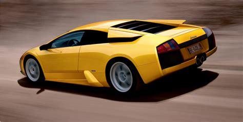 Speed Lamborghini 2001 Lamborghini Murcielago Rear Angle Speed