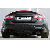 Prior Design Verus Aerodynamic Body Kit For Jaguar XK And XKR