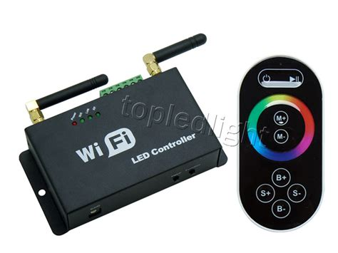led lights wifi controller high power led light wifi led controller use android