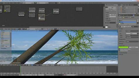 blender tutorial scene blender 2 69 tutorial on creating an animated beach