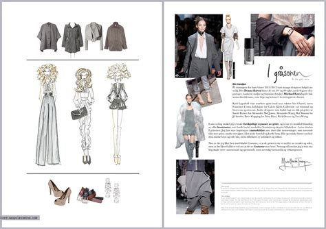 design magazine clothing the gallery for gt fashion magazine spread layout