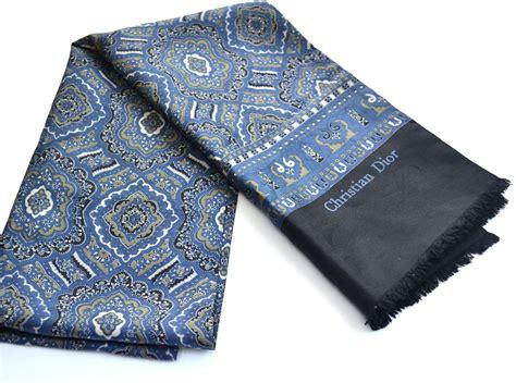vintage s scarf silk scarf christian scarf