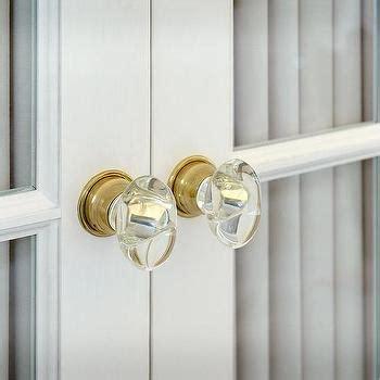 door knobs for french doors white pantry doors with brass and glass door knobs