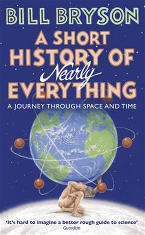 A History Of Nearly Everything By Bill Bryson Ebook a history of nearly everything bill bryson 9780552151740