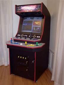 empty arcade cabinets