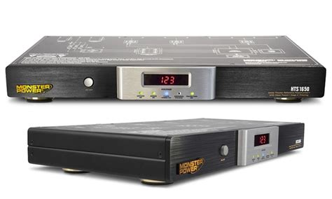 home theater surge protection power centers groupon