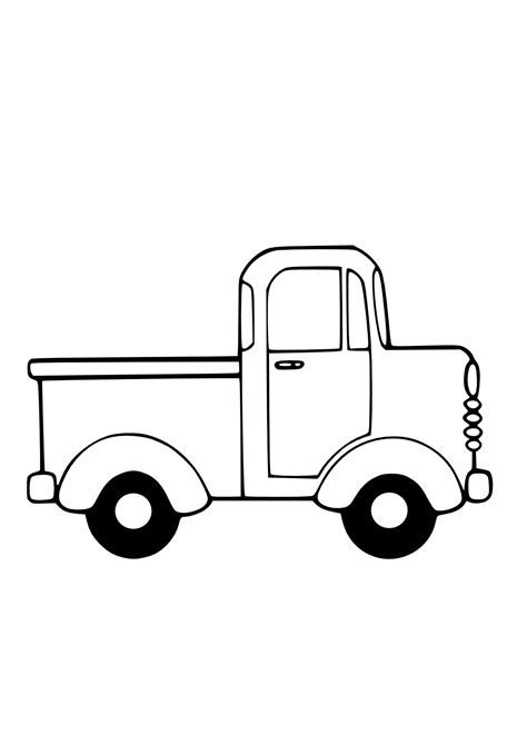 Toy Truck Clipart   Clipart Panda   Free Clipart Images