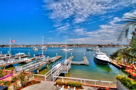buy a boat or vacation home balboa island stunning bay front with dock
