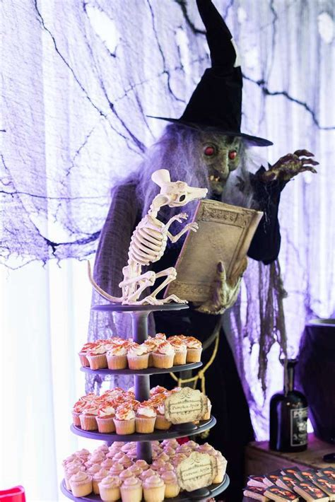 spooky witches den party birthday party ideas themes