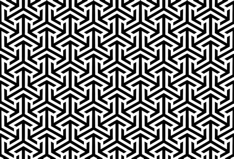 black and white designs patterns reveal more than pictures white spaces