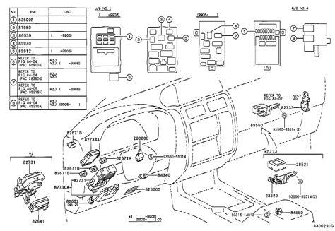 toyota land cruiser parts diagram toyota land cruiser parts catalog pdf