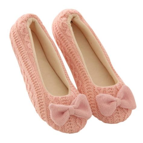 Bowknot Casual Slippers 883 1 sandals homewear indoor slippers cotton bowknot