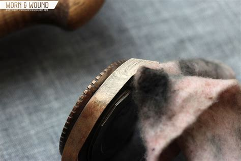 Rolex Polieren Cape Cod by Forced Patina On Bronze Watches A How To Worn Wound