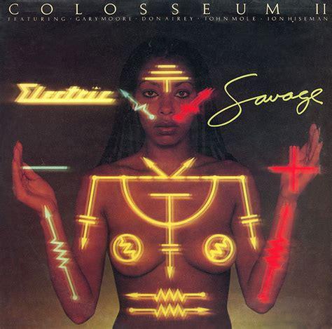 Cd Zorv Album Savage colosseum ii electric savage at discogs