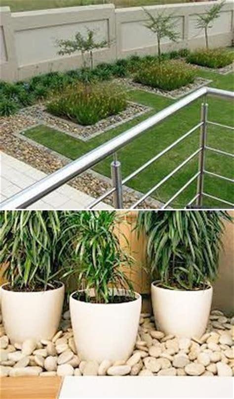 modern landscaping ideas for backyard 25 beautiful landscaping ideas adding beach stones to modern backyard designs