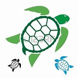 Hawaiian Sea Turtle Clipart | 1350 x 1350 jpeg 163kB