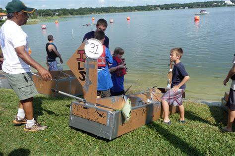 cardboard boat race lakeland florida lakeland fl things to do in september