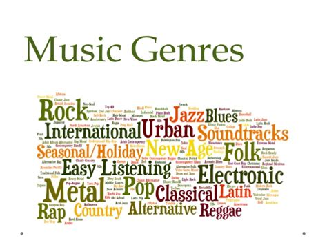 different styles of house music music genres