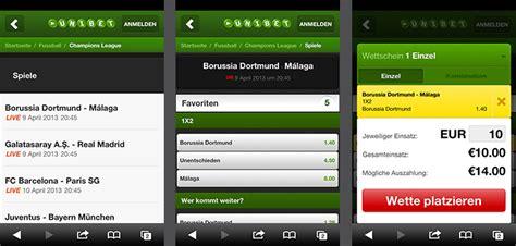unibet mobile app die unibet app bequem unterwegs wetten unibet bonus