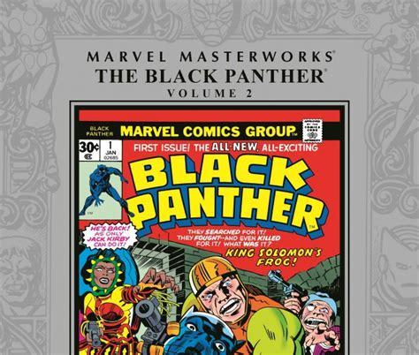 marvel masterworks the vol 11 books marvel masterworks the black panther vol 2 hardcover