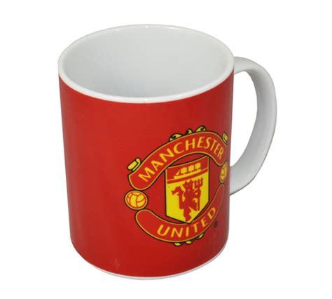 Mug Melamin Manchester United manchester united new crest mug uksoccershop