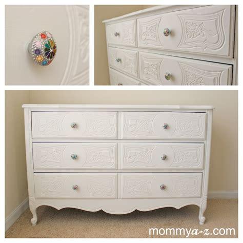 White Vintage Dressers by White Vintage Dresser Mommya Z