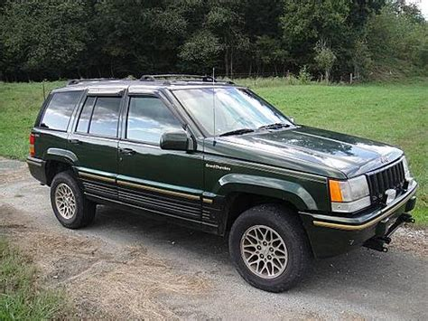 95 Jeep Grand Parts 95 Jeep Grand Laredo 4x4 Part Out