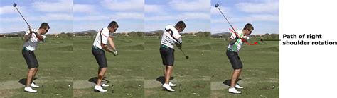 start golf swing with right shoulder start golf swing with right shoulder 28 images joe