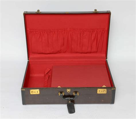 gorgeous suitcases gorgeous pair of vintage italian suitcases for sale at 1stdibs