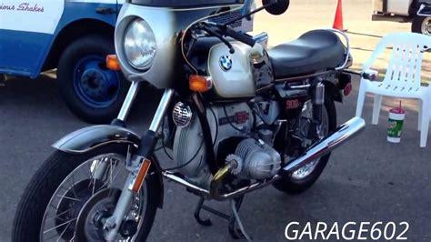 Bmw Motorrad Youtube by 1974 Bmw Motorrad R90s Youtube