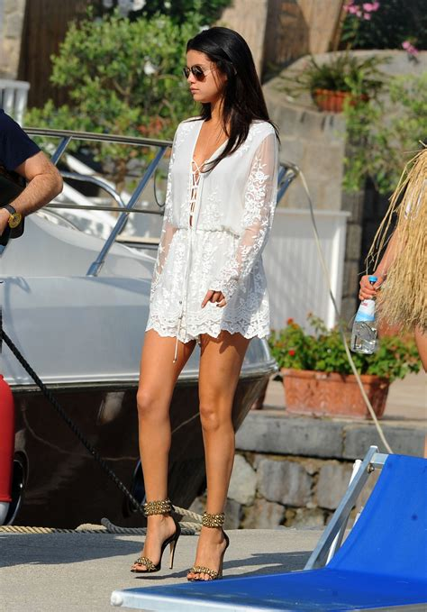 celebrity style celebrity style selena gomez at the ischia film festival